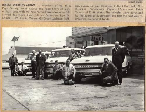 LVRS New Vehicles in Newspaper - 1969-05-29