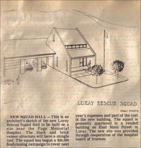 LVRS New Building Design in Newspaper 1971-05-27