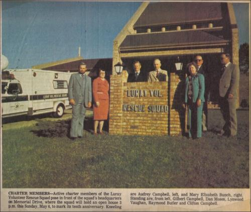 LVRS 10th Anniversary - Open House - 1979-05-06